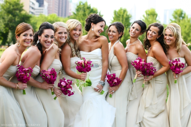 Perfect Day Wedding Planners bridesmaids blog