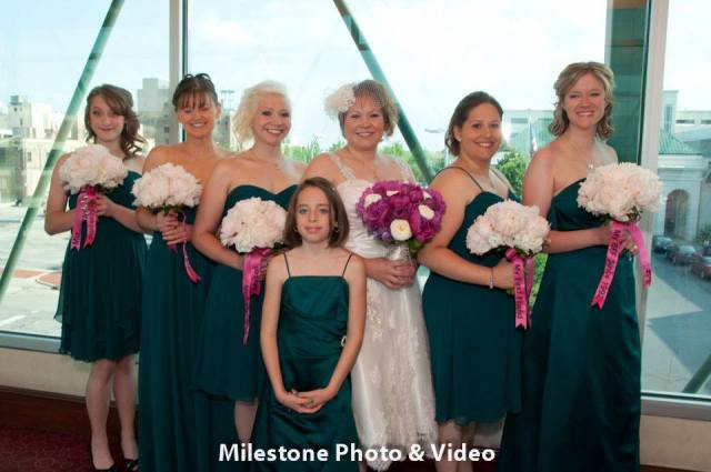 Perfect Day Wedding Planners Jade Bridesmaid Dresses