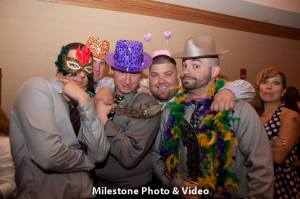 Perfect Day Wedding Planners Melanie and Jerry Harrahs Jolietphoto booth picture