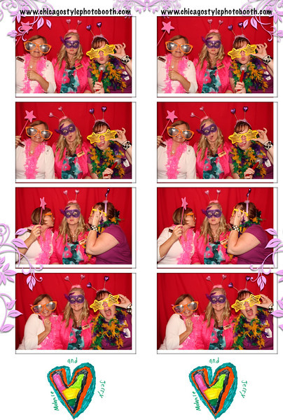 chicago wedding photo booth