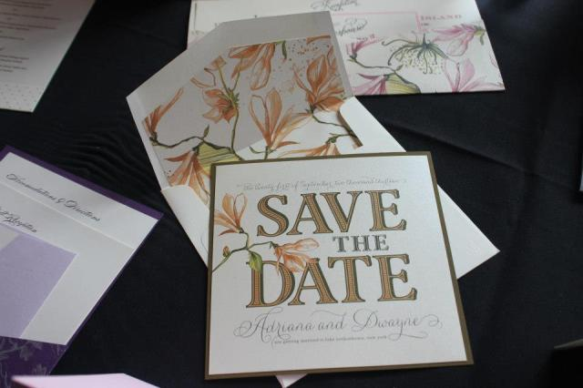 Perfect Day Wedding Planners Save the Date