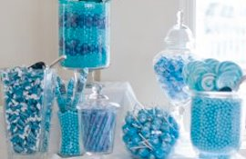 Perfect Day Wedding Planners Turquoise Candy